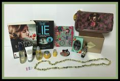 Suze likes, loves, finds and dreams: Giveaway: Books, Decodelire, L'Occitane & Jewelry