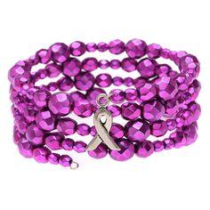 Diy: Show Off Your Support Bracelet