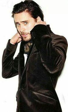 Jared Leto love him in velvet