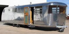 Spartan Royal Mansion 1950 travel trailer. #camper