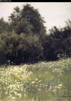 John Singer Sargent Landscapes | John Singer Sargent Museum: Landscape Levitan, Isaak