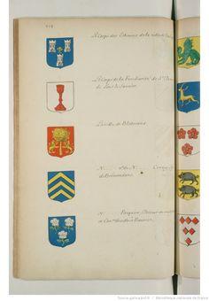 Bletterans Blason fin XVIIème