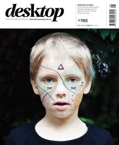 Desktop #293 —Making Places. Cover by Racket.