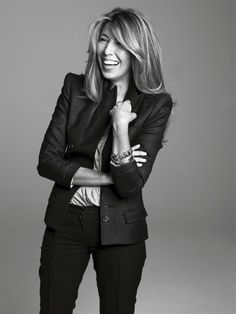 How @Nina Garcia Went From Serving Fashion Editors Drinks To Judging Project Runway