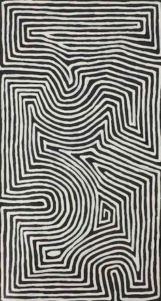George Tjungurrayi   Australian Aboriginal Artist (born c.1947)