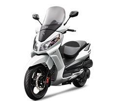 100 000 Kč, SYM, Citycom 300i S – SYM Motor – Skútry, motorky, čtyřkolky