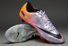 Authentic IX Fast Forward 10 Edition FG Nike Mercurial Vapor (Purple Black  Orange) For Wholesale 2077aba59f41b