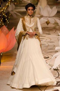 Rohit Bal India Bridal Fashion Week 2013 The Mulmul Masquerade https://www.facebook.com/beautagonal