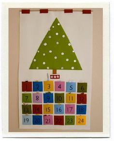 The Extraordinary Housewife: Advent Calendar