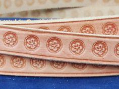 Belt stamped decoration XIV XV
