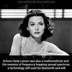 Women Inventors Great | Famous Female Mathematicians hedy Lamarr