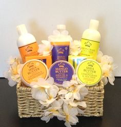 Happy Summer!  What are you doing to celebrate the season?  Head over to our facebook page at Facebook.com/nubianheritage for how to win this basket for our SUMMER INDEPENDENCE GIVEAWAY!