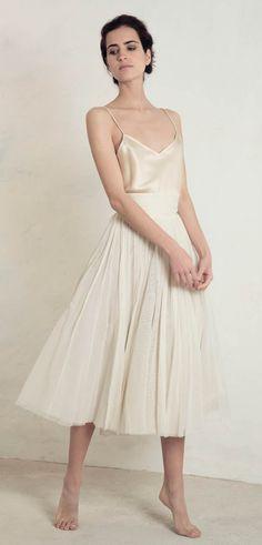 Cortana Short Wedding Dress