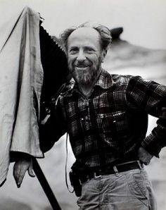 Edward Weston portrait