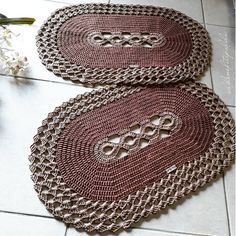 Love Crochet, Diy Crochet, Baby Knitting Patterns, Crochet Patterns, Animal Rug, Fillet Crochet, Rugs On Carpet, Cross Stitch Patterns, Diy Crafts
