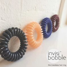 Which one is your favorite color: #letterfromgrey, #silkyseason, #universalblue or #burgundydream ? #invisibobble #aroundtheworld #colors #pretty