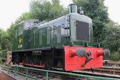British Railways class 03 diesel shunter locomotive D2041, Sible and Castle Headingham, Colne Valley Railway, Essex. 2012