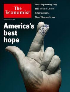 The Economist Europe - November 5, 2016
