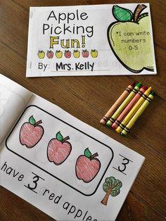 Preschool Apple Theme, Fall Preschool, Preschool Lessons, Kindergarten Classroom, Kindergarten Activities, Preschool Activities, Toddler Preschool, Kindergarten Apples, Classroom Ideas
