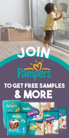 Calling All New Mums! Join #Pampers to Get Free #Samples! #rewards #loyalty #baby