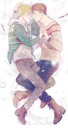 Yamazaki Sousuke x Tachibana Makoto (SouMako) Anime: Free! Non Fiction, Anime Guys, Manga Anime, Free Makoto, Hotarubi No Mori, Free Characters, Free Eternal Summer, Free Iwatobi Swim Club, Wattpad
