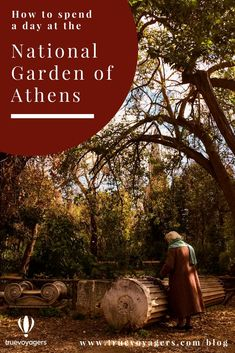 National Garden of Athens - how to spend a day there, in beautiful Athens Greece