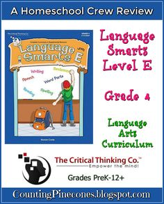 critical thinking homeschool curriculum reviews Teach your students to think logically with this critical thinking curriculum purchase critical thinking books for every grade from sonlight today  homeschooling.