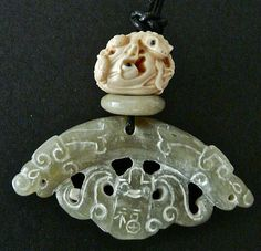 ivory and jade jewelry - Google Search