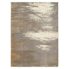 "5'5"" x 7'7"" Heaven Nimbus Rug in Cream"