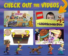 Check out #LEGOScoobyDoo Mystery Builders receive and unbox their LEGO sets! http://bit.ly/1JRNBq2