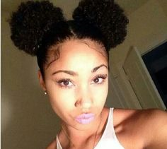 Detailed natural hair puff tutorial, learn how to do a high puff on natural hair. The natural hair afro puff hairstyle for black women is cute and easy to. Natural Hair Puff, Natural Hair Tips, Natural Hair Styles, Natural Life, Natural Beauty, Cornrows, Short Curly Hair, Curly Hair Styles, Pelo Afro