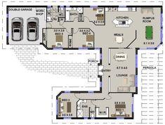 10 best homes images house floor plans floor plans home plants rh pinterest com