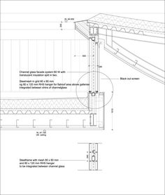 Image result for CLERESTORY WINDOW DETAIL