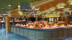 La Piazza on Costa Diadema  It's Pizza Time at Costa Cruises!  @costacruises #costacruises #cruise #ship #pizza