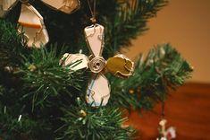Ornaments from Haiti: Cross