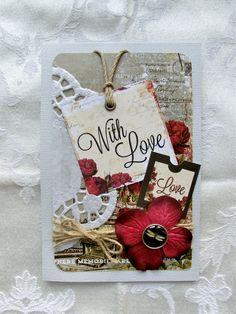 With Love - Scrapbook.com