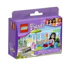 GIRL'S LEGO Friends Emma's Splash Pool 3931 - ship included!