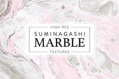 Suminagashi Marble on Behance