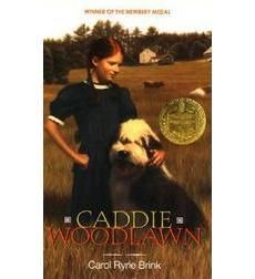 Caddie Woodlawn-this is one of those fun classics I read as a kid and still enjoy!