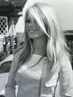 Vittorio La Verde (1940-) - Brigitte Bardot in Rome                                                                                                                                                                                 More