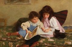 Carlton Alfred Smith - The Young Readers, 1893