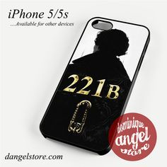 Sherlock 221 B (3) Phone case for iPhone 4/4s/5/5c/5s/6/6s/6 plus
