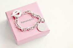 pink tiffany's box!!! i wouldn't buy this, but r.g. could... hint hint