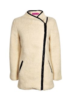 A warm Fleece Coat to wrap around you in chill weather, evenings on the poarch or while taking the dog out for the last walk of the day, right before bed.