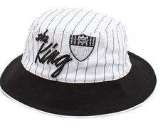 ec654f83 2017 Cotton The King Summer Bucket Hat Hip Hop Outdoor Sun Hats For Women  Men Casual Fishing Cap For Men Women olta stream fishing * AliExpress  Affiliate's ...