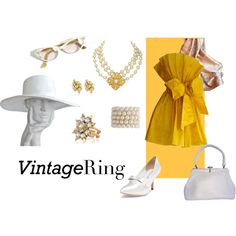 Vintage Ring Fashion Contest