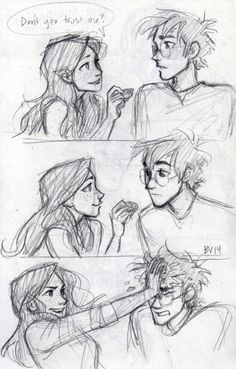 Harry and Ginny Part 1