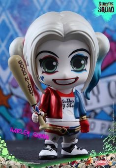 Hot Toys - COSB318 - Suicide Squad - Harley Quinn Cosbaby