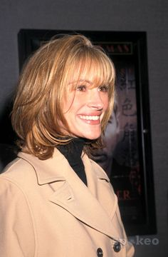Red Corner Premiere at Cinema 1 in New York City 10/21/1997 Julia Roberts Photo by Kelly Jordan/Globe Photos