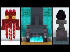 Minecraft: Update Building Tricks And Tips - Minecraft Servers Web - MSW - Channel Minecraft Mansion, Cool Minecraft Houses, Minecraft Blueprints, Lego Minecraft, Minecraft Buildings, Cool Minecraft Creations, Minecraft Bedroom, Minecraft Crafts, Minecraft Stuff